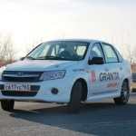 Dan start proizvodstvu Lada Granta Sport Light